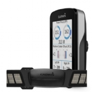 Edge 820 Bundle - Ciclocomputador com GPS + HRM-Run, Group Track, Strava Live Segments