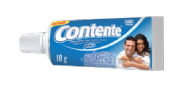 Creme dental Contente Plus - 18g