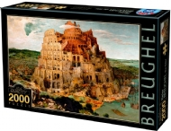 (7939) The Tower of Babel - 2000 pcs