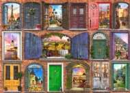 (7683) Doors on Europe - 1500 pcs