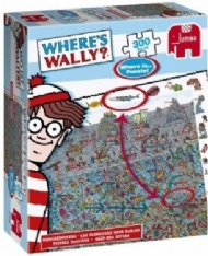 (7340) Wheres Wally? Deep-Sea Divers - 300 Peças Grandes