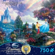 [3720] Cinderella Wishes Upon a Dream - 750 pcs