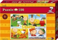 (5940) Peanuts, Charlie Brown - 500 pcs