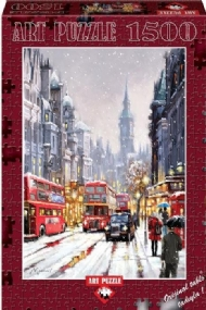 (7170) Whitehall In Snow - 1500 pcs