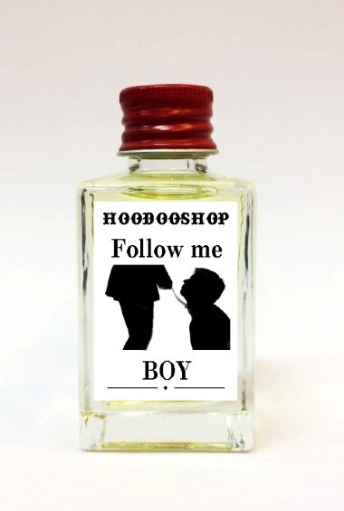 Óleo FOLLOW ME BOY