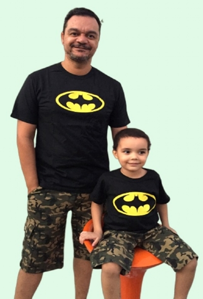 Camisa Batman Adulto
