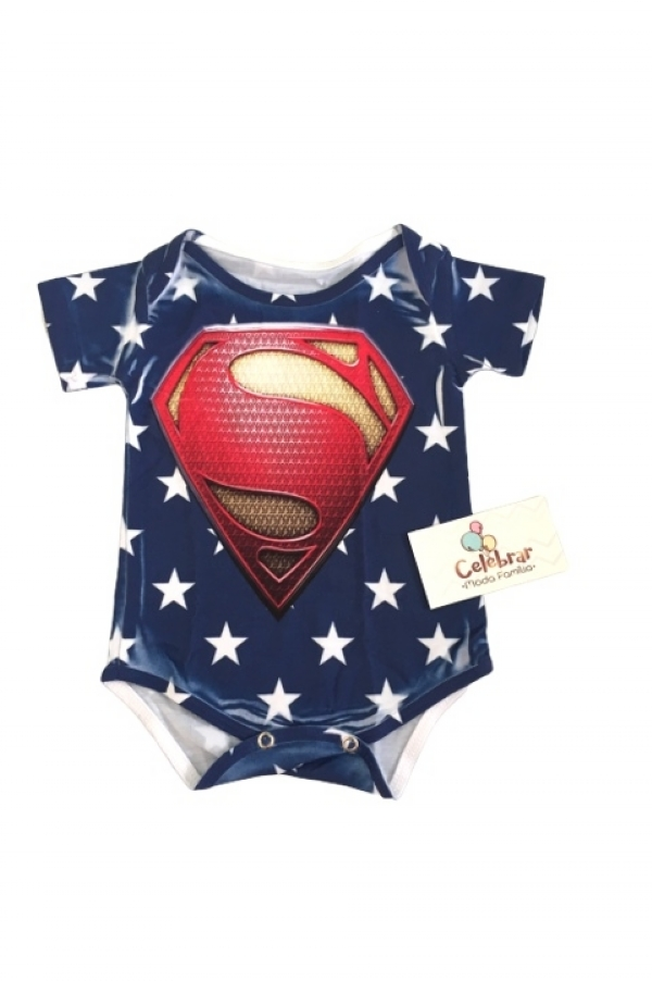 Body Baby Super Man Star