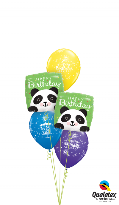 BUQUÊ BIRTHDAY PANDA