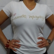 Camiseta Baby Loock (#escolhi marykay)