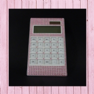 Calculadora 12 Digitos Rosa