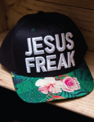 BONÉ JESUS FREAK ABA TROPICAL