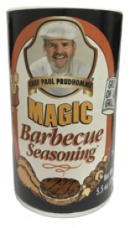 Magic Barbecue 156g