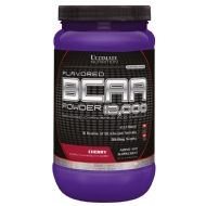 BCAA 12000 Powder Flavored 457 G - Ultimate Nutrition
