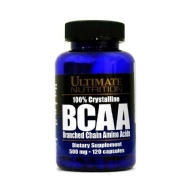 Bcaa 500mg (120caps) - Ultimate Nutrition