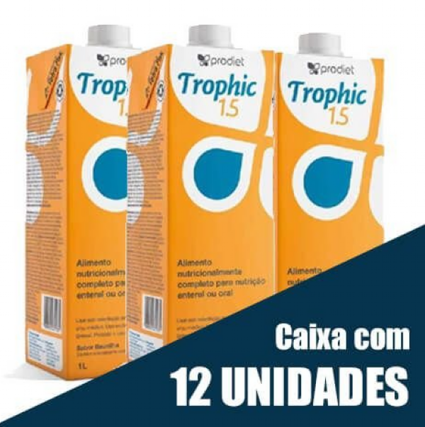 Trophic 1.5 1000ml Kit c/12