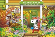 (1529) Snoopy - Flower Shop - 1000 pcs