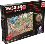 [8248] Wasgij What if...? nº02 - ... Dinosaurs still existed? - 1000 pcs