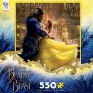 [8236] Beauty and the Beast - 550 peças