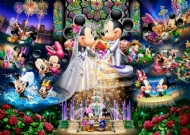 [8201] Mickey and Minnie, Honeymoon  - 1000 peças Esp*