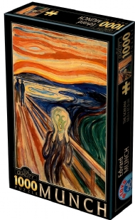 [7737] The Scream - 1000 pcs
