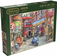 [6901] Life in the City - 1000 pcs