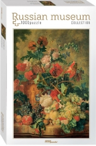 [8483] Flowers and Fruits - 1000 peças