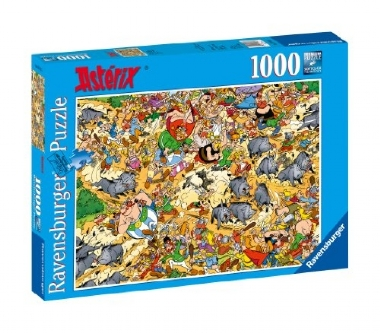 [3610] Caça do Javali - Asterix - 1000 pcs