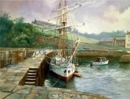 (5774) Astrid in Charlestown cornwall - 1000 pcs