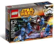 (5702)  Lego - Star Wars - Senate Commando Troopers 106 pcs - 75088