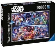[9043] Star Wars, Galatic time travel - 18000 peças