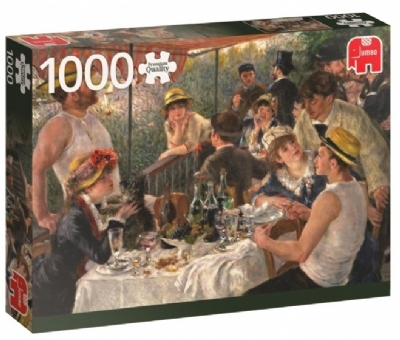 [9318] Luncheon of the Boating Party - 1000 peças