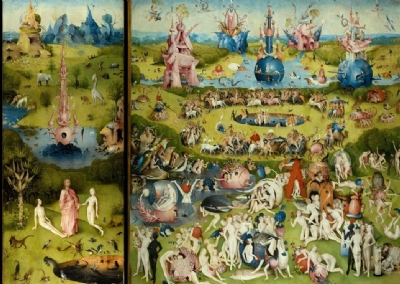 [9621] The Garden of Earthly Delights - 1000 peças