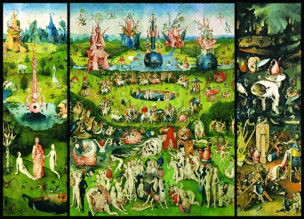 [7504] The Garden of Earthly Delights - 1000 peças IMG-909036