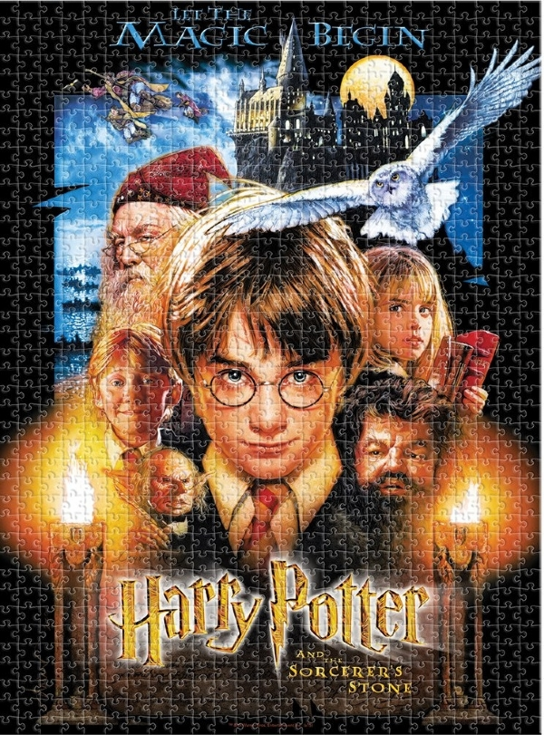 [7223] Harry Potter, and The Sorcerer s Stone - 500 peças IMG-641793